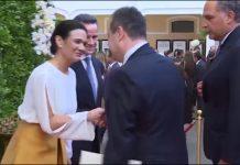 Predsednik Srbije Vučić najavio žestoke akcije udara na